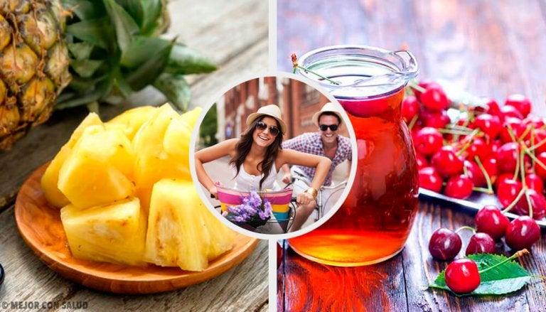 10 alimentos que te ayudarán a estar más feliz