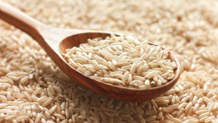 Tipo de arroz: integral