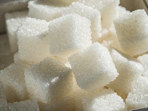 Azúcar refinada