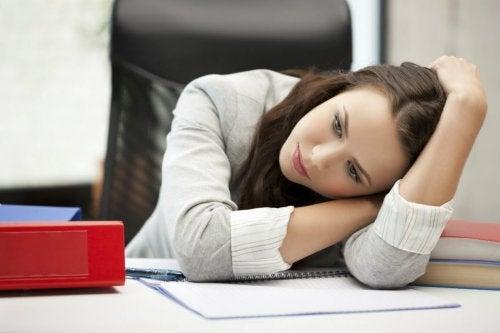 ¿Cuáles son los efectos de la depresión en la vida laboral?