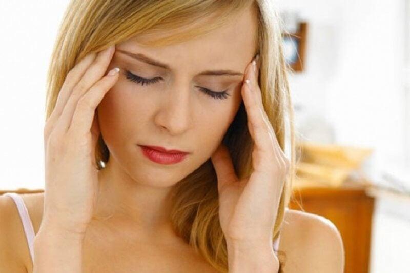 Síntomas de la intoxicación por mercurio