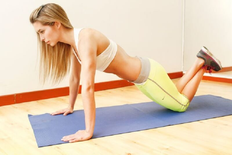 flexion pecho