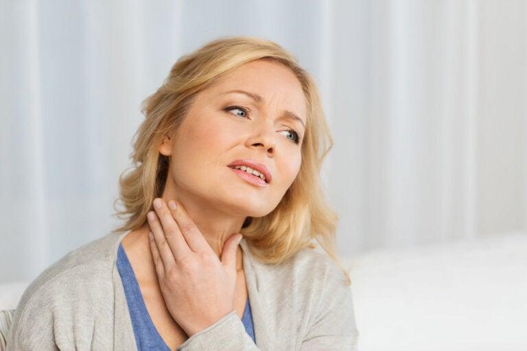 5 posibles señales de nódulos en la garganta
