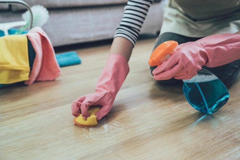 10 consejos para mantener limpio el hogar