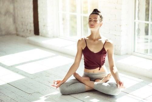 Cómo meditar en el hogar