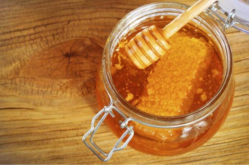 miel para la rinitis alérgica