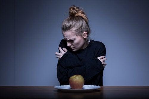 Bulimia.