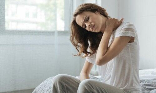 Rigidez en la nuca: algunas causas y tratamientos
