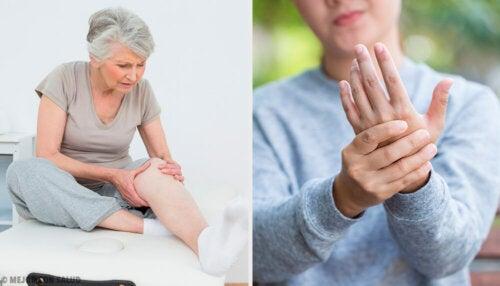 Parestesia: causas y prevención