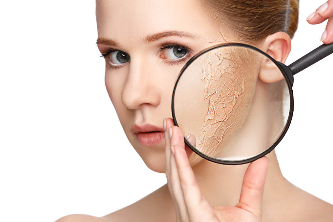 Los mejores productos naturales para la piel seca
