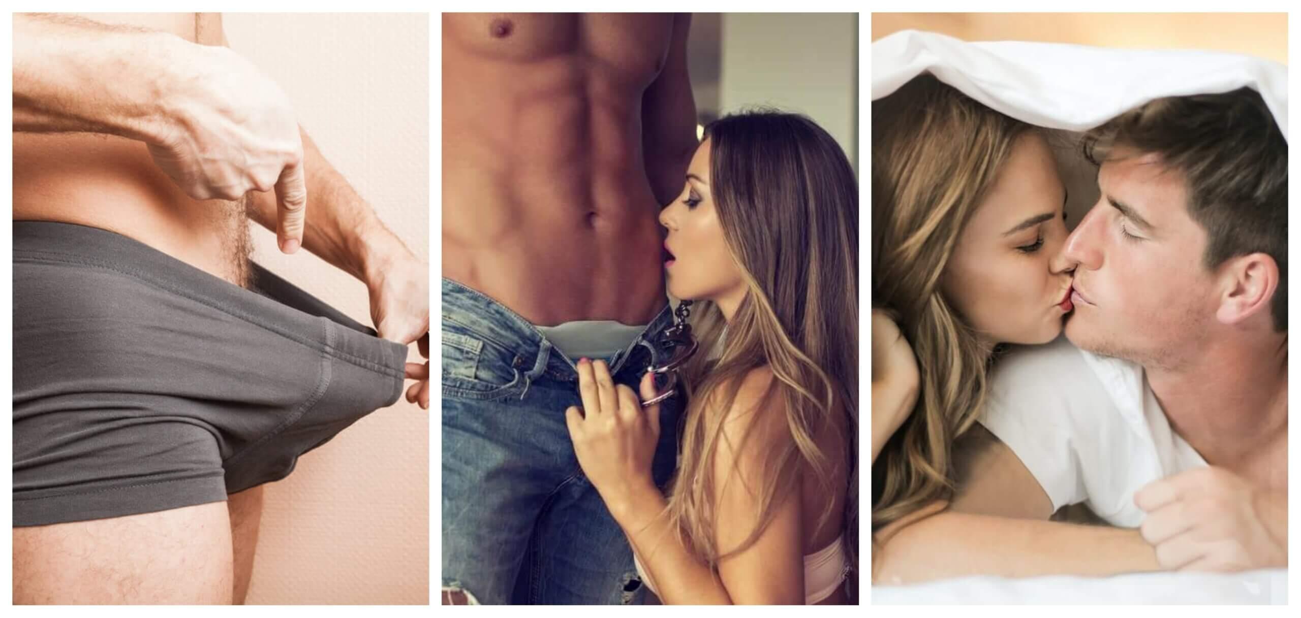 ¿Cómo potenciar la erección de tu pareja?