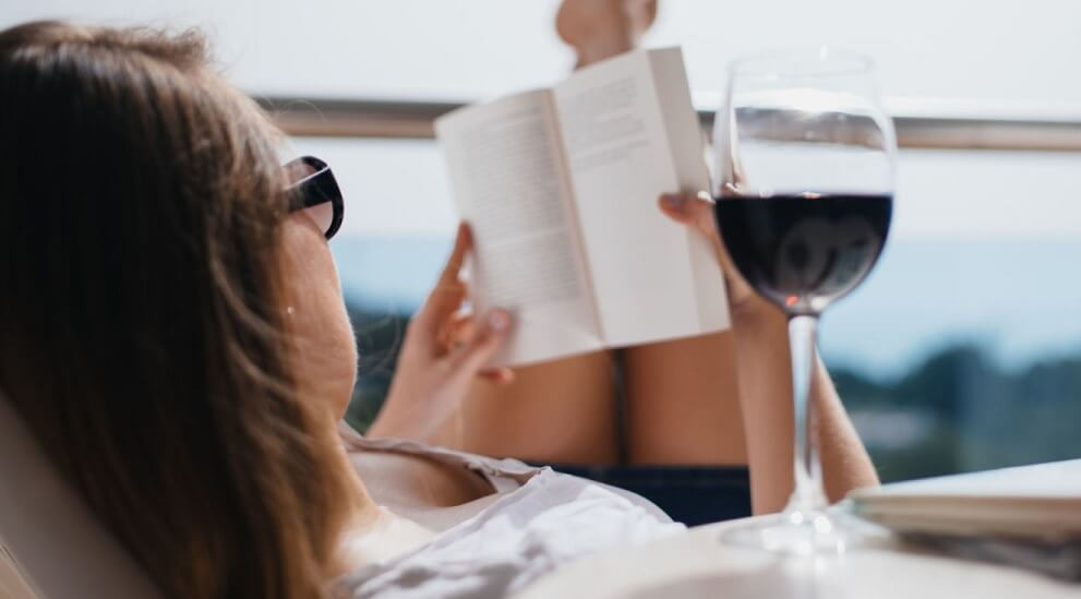 8 motivos para tomar vino tinto moderadamente