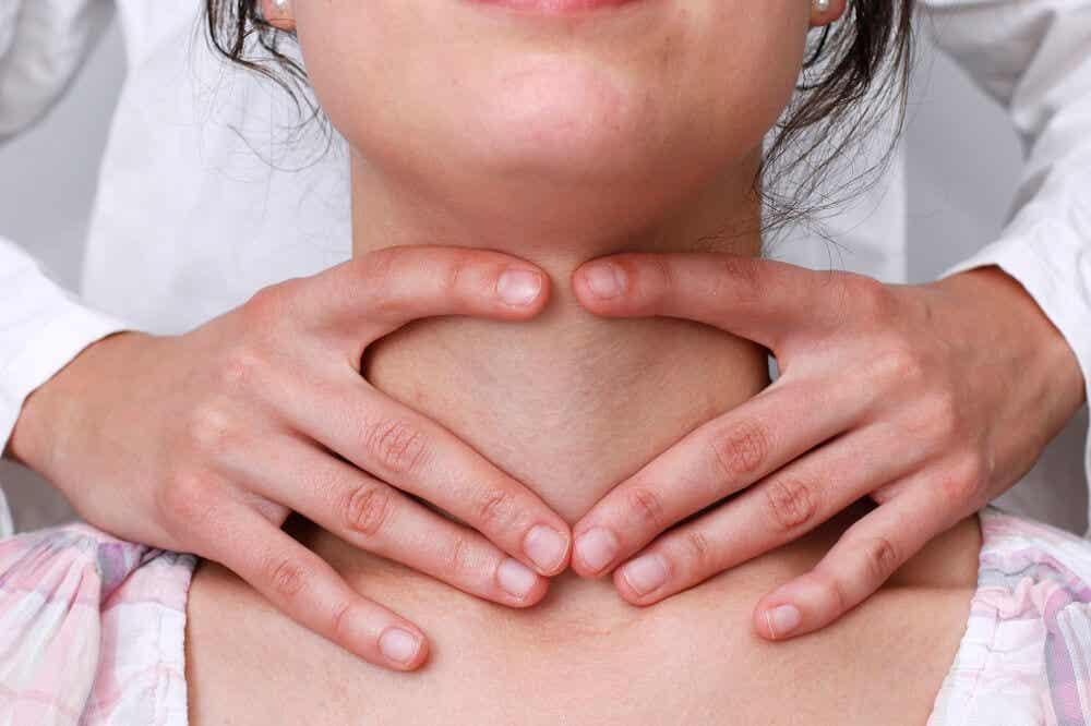 cuidar la tiroides: detectar problemas