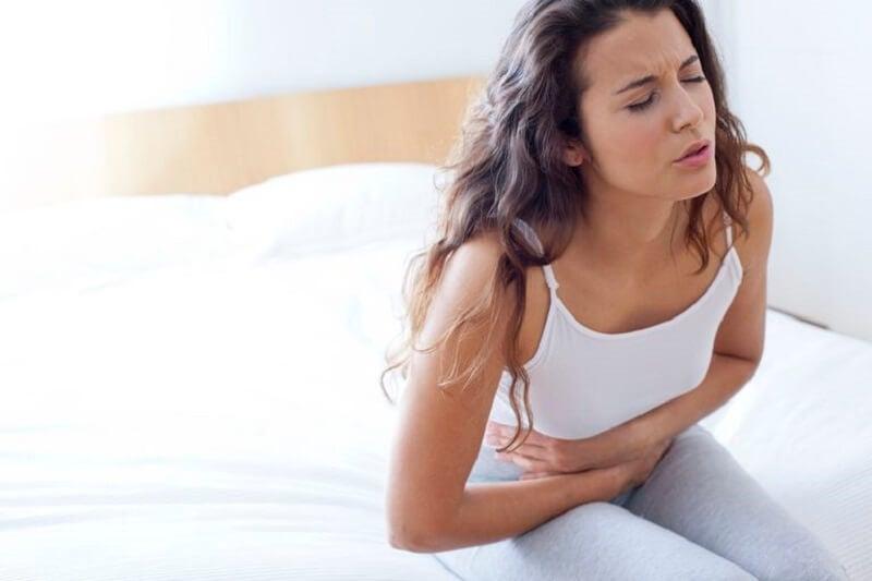 El dolor lumbar puede ser reflejo de un problema digestivo.