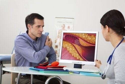 ¿Cuál es el diagnóstico de la hipercolesterolemia familiar?