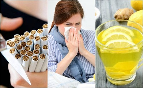 10 cosas que puedes hacer para combatir el resfriado
