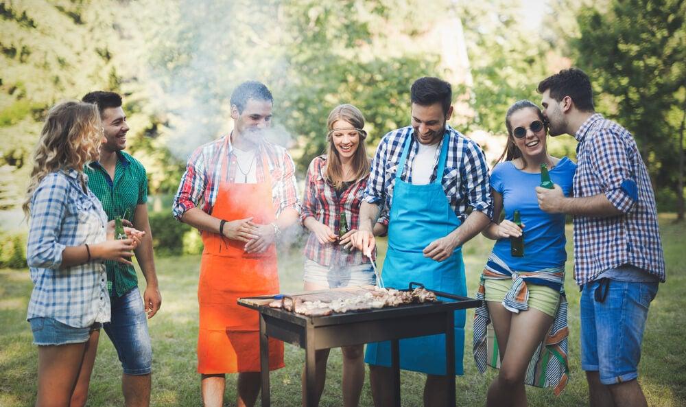 4 recetas para una parrillada en familia