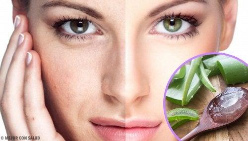 4 sencillas mascarillas para tratar las arrugas