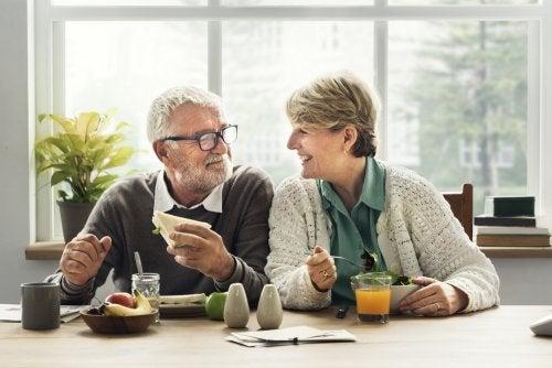 5 cambios que debes hacer en tu dieta al llegar a los 40