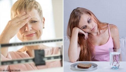 5 errores que cometes siempre que estás por iniciar dieta
