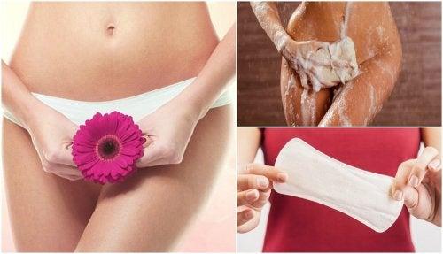 5 hábitos de higiene íntima que no son tan buenos como pensabas