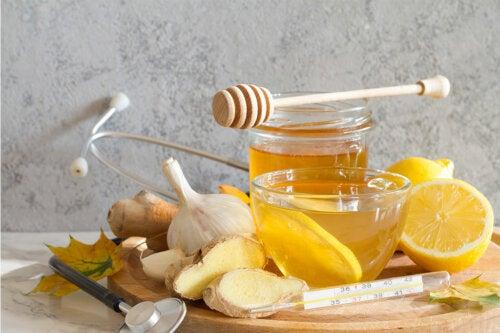 5 jarabes caseros para acabar con la tos de manera natural
