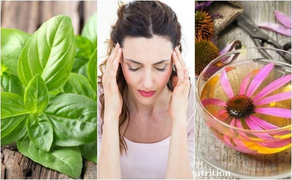 5 remedios naturales efectivos para el dolor de cabeza