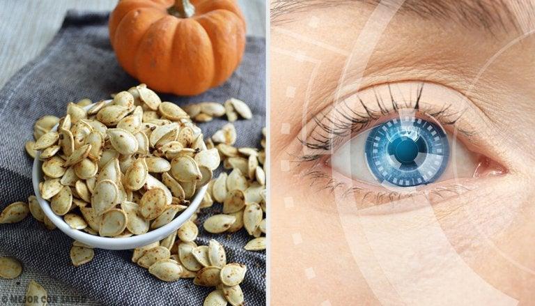 5 remedios naturales para detener la degeneración macular