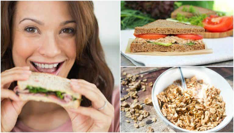 5 saludables desayunos para empezar tu día con energía
