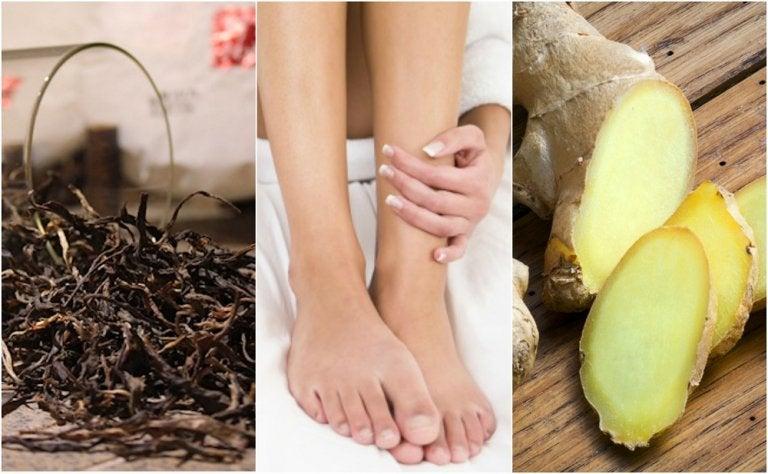 6 consejos para eliminar el mal olor de los pies