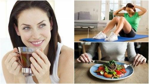 6 cosas para llevar una vida más sana