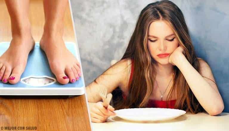 6 formas de perder peso sin pasar hambre