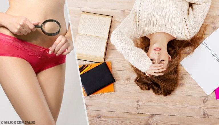 6 hábitos que te ocasionan infecciones vaginales por levadura