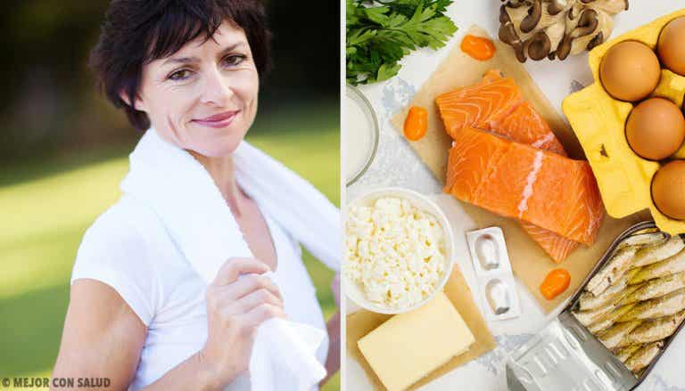 6 nutrientes que necesitas después de los 40