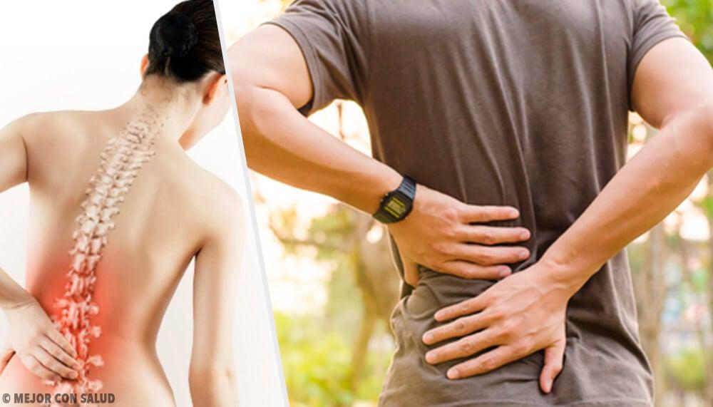 6 problemas de salud que te ocasionan dolor de espalda