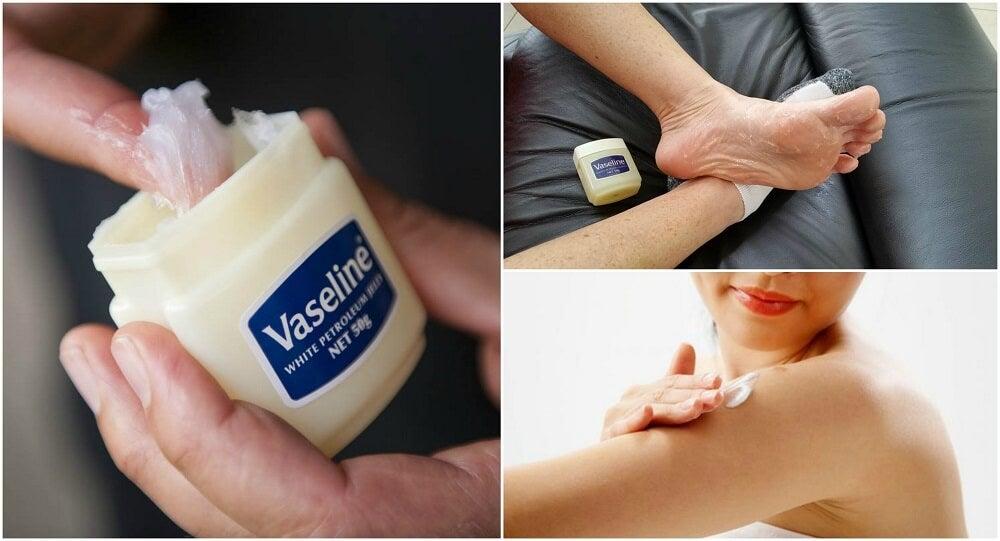 6 usos medicinales de la vaselina que te gustará saber