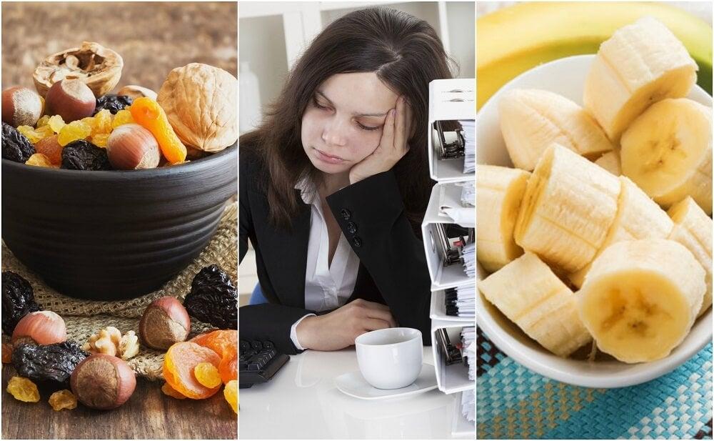 7 deliciosos alimentos para prevenir el cansancio matinal