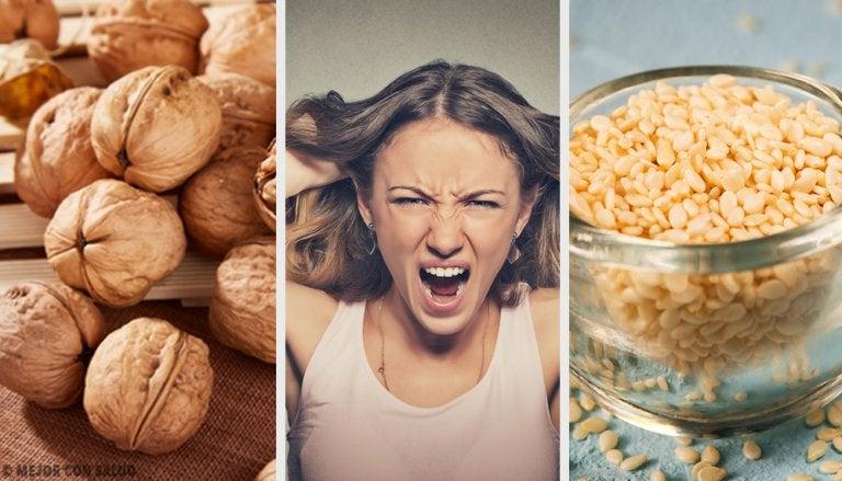 7 alimentos que mejoran tu humor