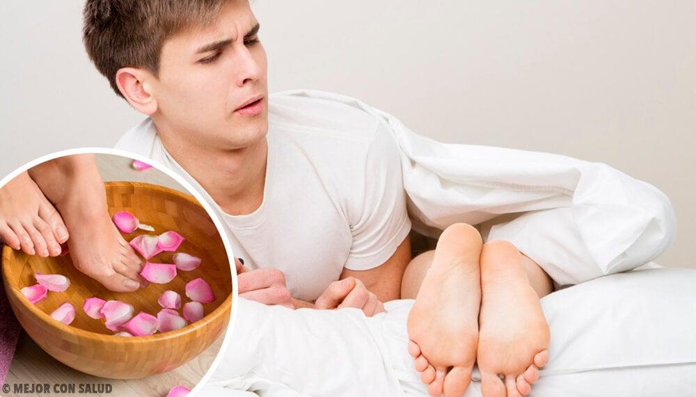 7 tips para poner fin al olor de pies de manera sencilla y natural