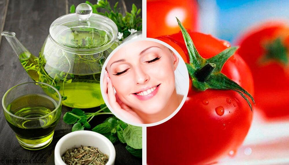 8 alimentos que mejoran la salud de tu piel