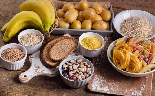 semillas que contienen proteinas y carbohidratos