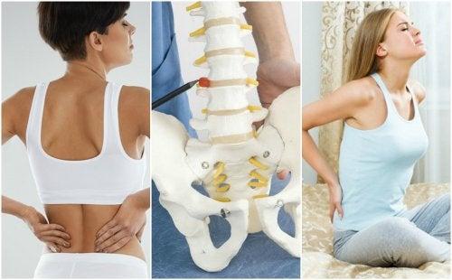 el estreñimiento puede causar dolor en la zona lumbar y pélvica