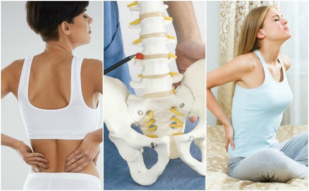 8 causas médicas por las que puedes sufrir dolor lumbar