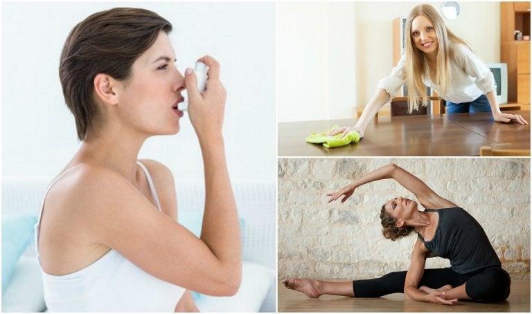 8 consejos para el tratamiento y control del asma