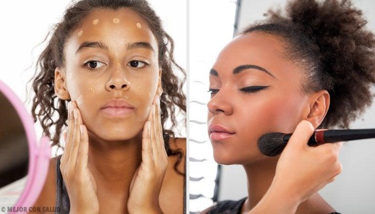 8 tips de maquillaje para chicas de piel oscura