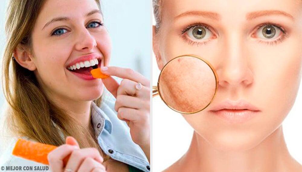 9 alimentos para el cuidado de la piel