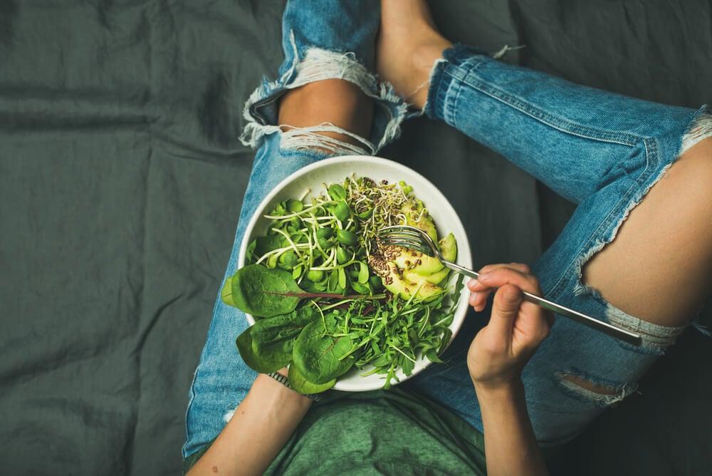 9 tiros verdes para enriquecer suas saladas todos os dias