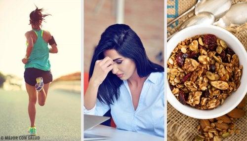 9 remedios naturales para mitigar la fatiga