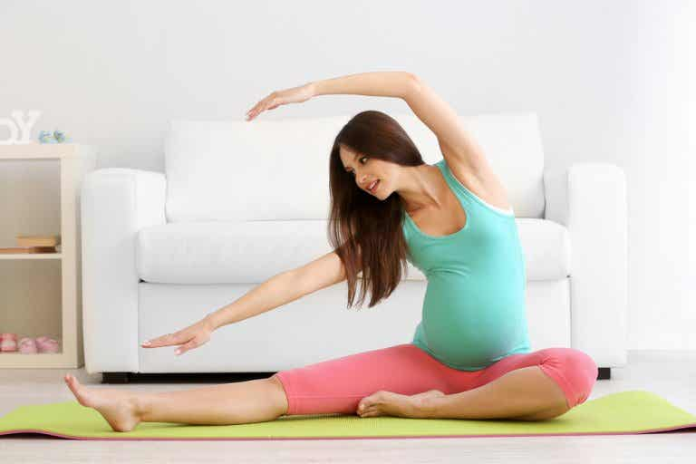 Actividad física en el embarazo: ejercicios recomendados
