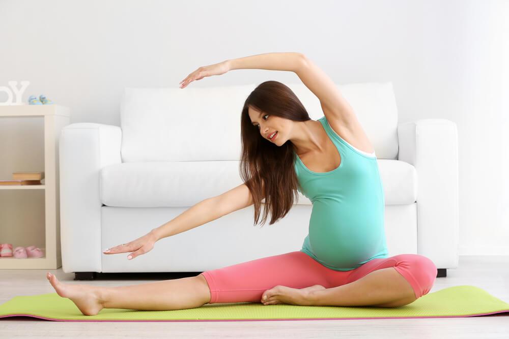 Actividad física en el embarazo ejercicios recomendados.